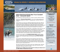 Whale Watching & Grizzly Bear Tours Campbell River